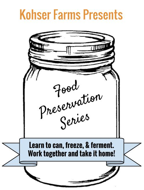 Food Preservation Ad